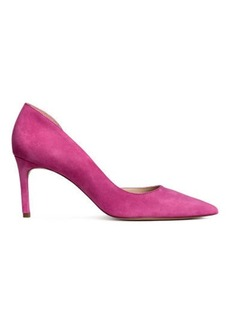H&M H & M - Pumps with Pointed Toes - Pink