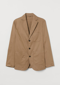 H&M H & M - Regular Fit Blazer - Beige
