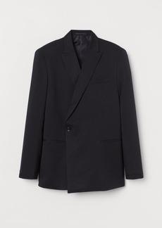 H&M H & M - Regular Fit Jacket - Black