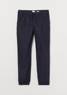 H&M H & M - Regular Fit Joggers - Blue