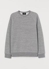 H&M H & M - Regular Fit Sweatshirt - Gray