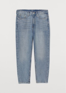 H&M H & M - Relaxed Tapered Jeans - Blue