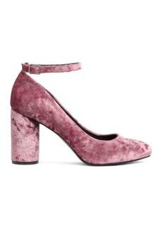 H&M H & M - Round-heeled Pumps - Pink