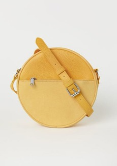 H&M H & M - Round Shoulder Bag - Yellow