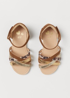 H&M H & M - Sandals - Beige