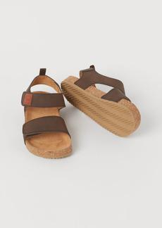 H&M H & M - Sandals - Brown