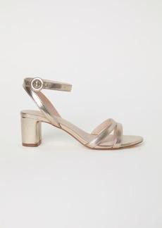 H&M H & M - Sandals - Gold