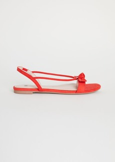 H&M H & M - Sandals with Bow - Red