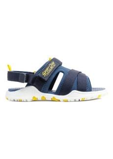 H&M H & M - Scuba-look Sandals - Blue