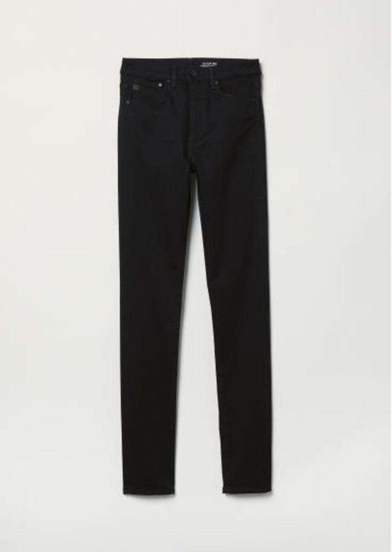 H&M H & M - Shaping Skinny High Jeans - Black