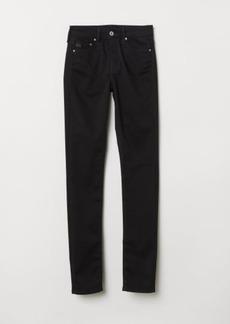 H&M H & M - Shaping Skinny Regular Jeans - Black