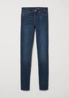 H&M H & M - Shaping Skinny Regular Jeans - Blue