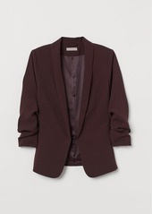H&M H & M - Shawl-collar Jacket - Red