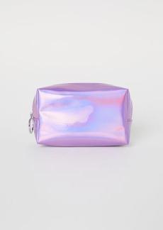 H&M H & M - Shimmering Makeup Bag - Pink