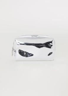 H&M H & M - Shimmering Makeup Bag - Silver