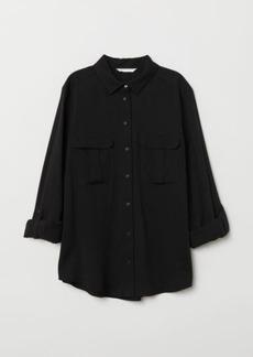 H&M H & M - Shirt - Black