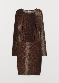 H&M H & M - Short Dress - Beige