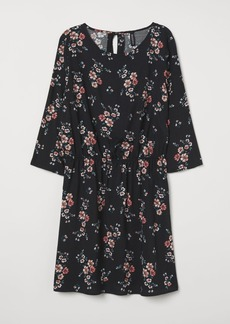 H&M H & M - Short Dress - Black