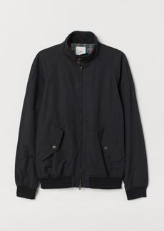 H&M H & M - Short Jacket - Black