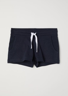 H&M H & M - Short Jersey Shorts - Blue
