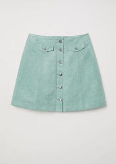 H&M H & M - Short Skirt - Green