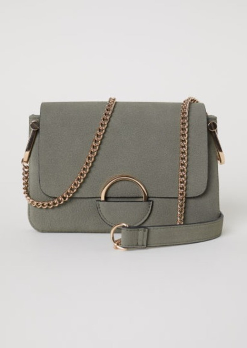 H&M H & M - Shoulder Bag - Green