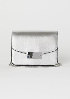 H&M H & M - Shoulder Bag - Silver