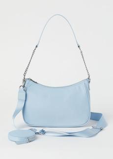 H&M H & M - Shoulder Bag with Pouch Bag - Blue