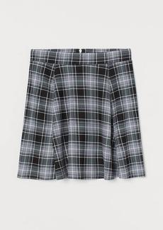 H&M H & M - Skater Skirt - Black