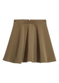 H&M H & M - Skater Skirt - Green