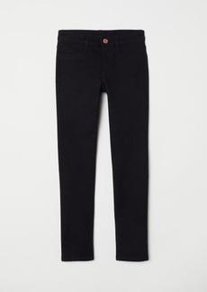 H&M H & M - Skinny Fit Jeans - Black