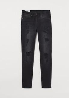 H&M H & M - Skinny Jeans - Black