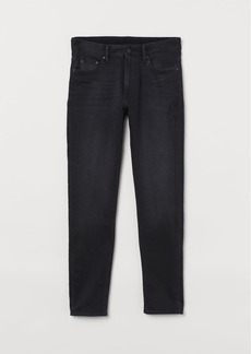 H&M H & M - Slim Super Soft Jeans - Black