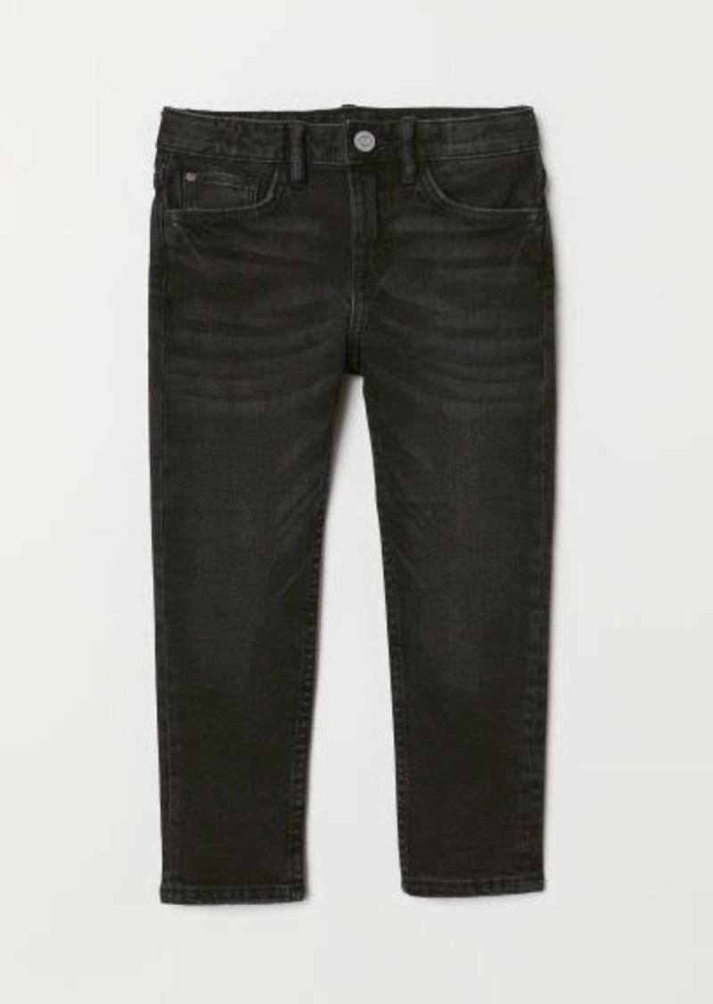 H&M H & M - Slim Fit Jeans - Black
