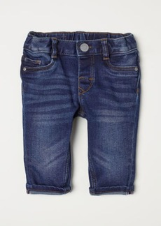 H&M H & M - Slim fit Jeans - Blue