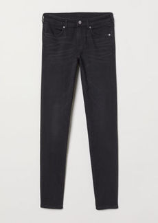 H&M H & M - Super Slim-fit Pants - Black