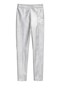 H&M H & M - Slim-fit Pants - Gray