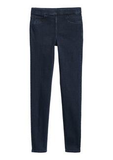 H&M H & M - Slim-fit Treggings - Blue