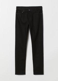 H&M H & M - Slim Jeans - Black