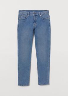 H&M H & M - Slim Jeans - Blue