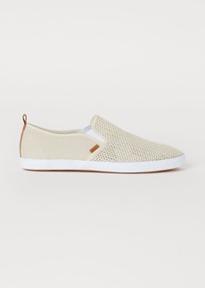 H&M H & M - Slip-on Shoes - Beige