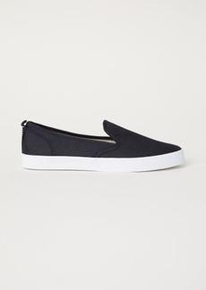 H&M H & M - Slip-on Shoes - Black