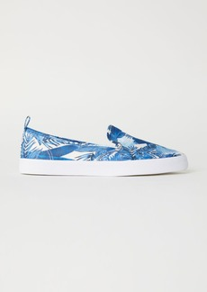 H&M H & M - Slip-on Shoes - Blue