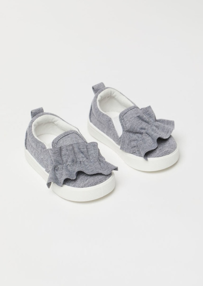H&M H & M - Slip-on Shoes - Gray