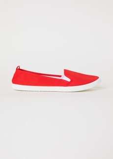H&M H & M - Slip-on Shoes - Red
