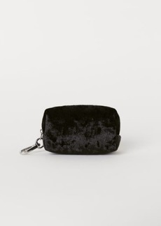 H&M H & M - Small Makeup Bag - Black