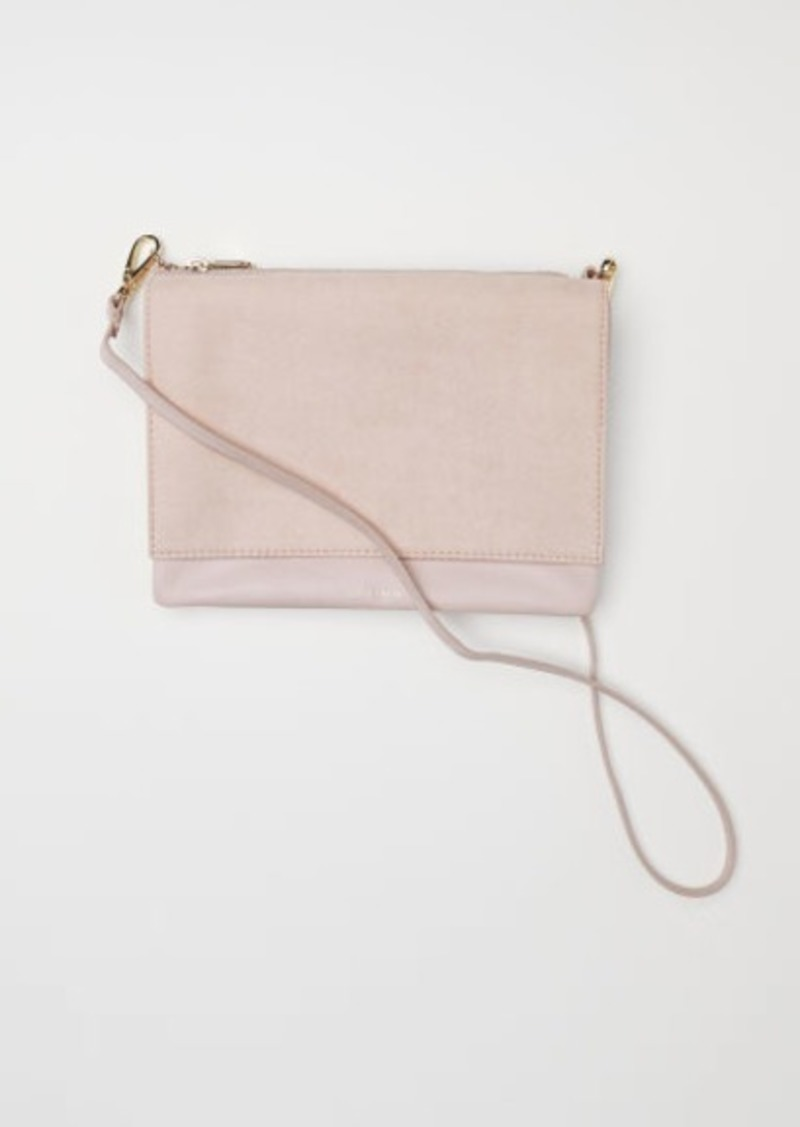 87ce0b1836 H M H   M - Small Shoulder Bag - Pink