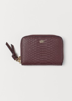 H&M H & M - Small Wallet - Red