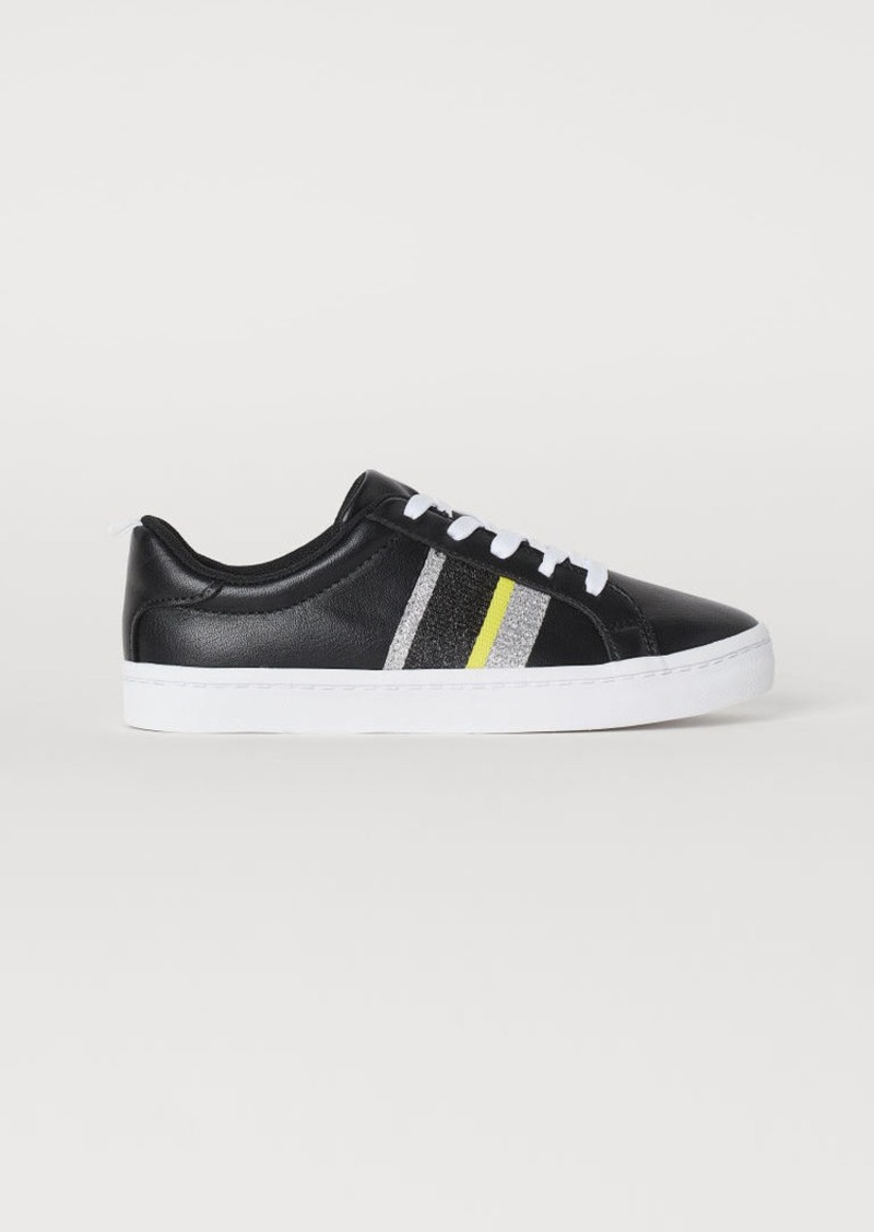H&M H & M - Sneakers - Black