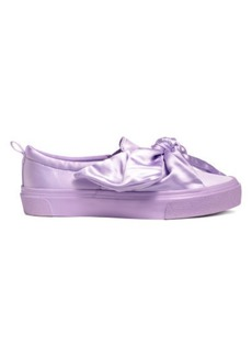H&M H & M - Sneakers with Bow - Purple
